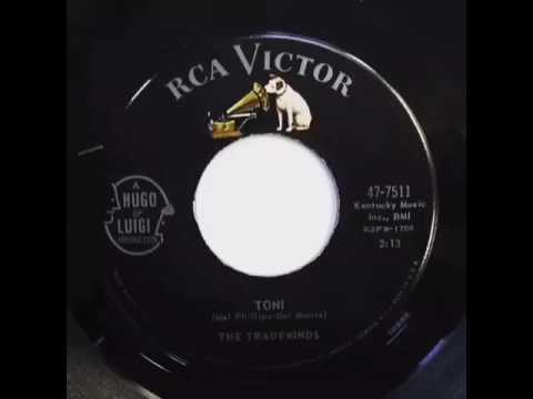 Toni - The Tradewinds Rare Teen Doo-Wop Ballad
