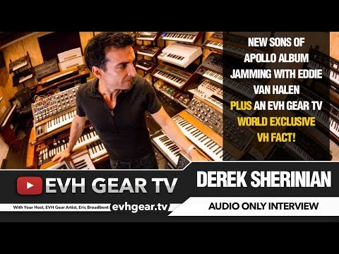 Derek Sherinian Interview With World Exclusive VH Fact