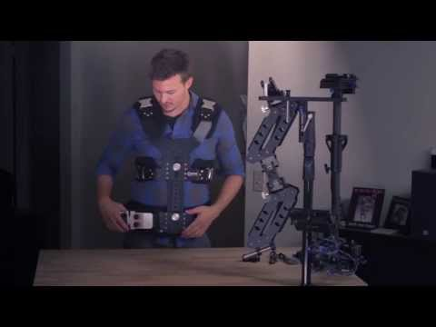 Chinese CAME Photolight 2.5 - 15 Kg Steadicam Stabilizer