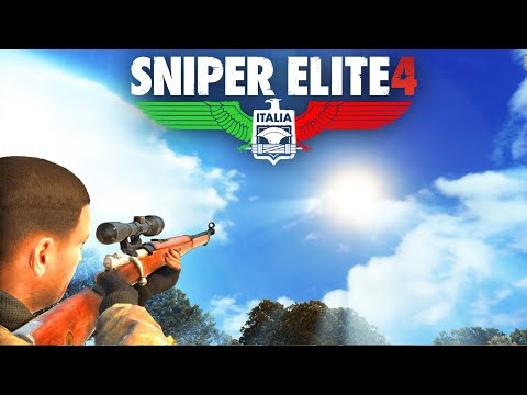 Sniper Elite 4 Gun Sounds of All Weapons