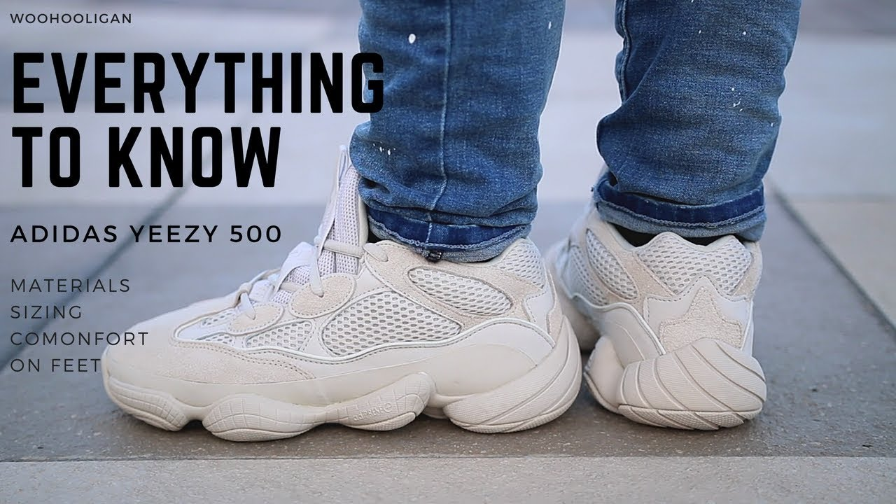 EVERYTHING TO KNOW ADIDAS YEEZY 500