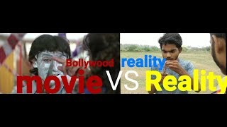 BOLLYWOOD VS REALITY( EXPECTATION ON REALITY)  3 SPOOF TV STlY