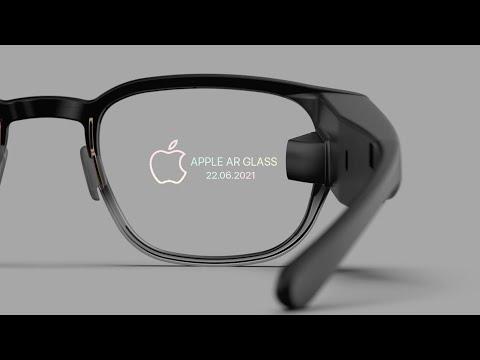 Apple Glass - дополненная реальность, которая изменит рынок!