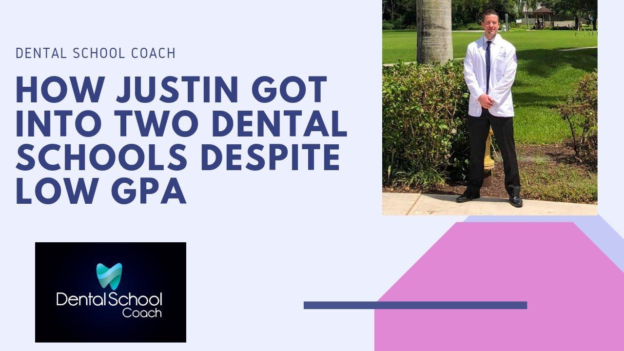Justin chats about attending Nova Southeastern Dental School
