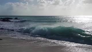 low landing Insel Air Maho beach sunset beach bar 10 Feb 2018 after hurricane Irma St Martin