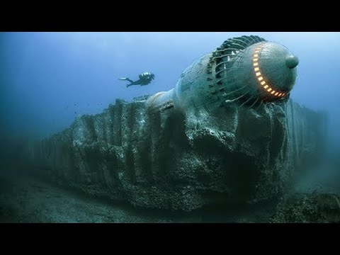 5 Underwater Discoveries That Cannot be Explained!