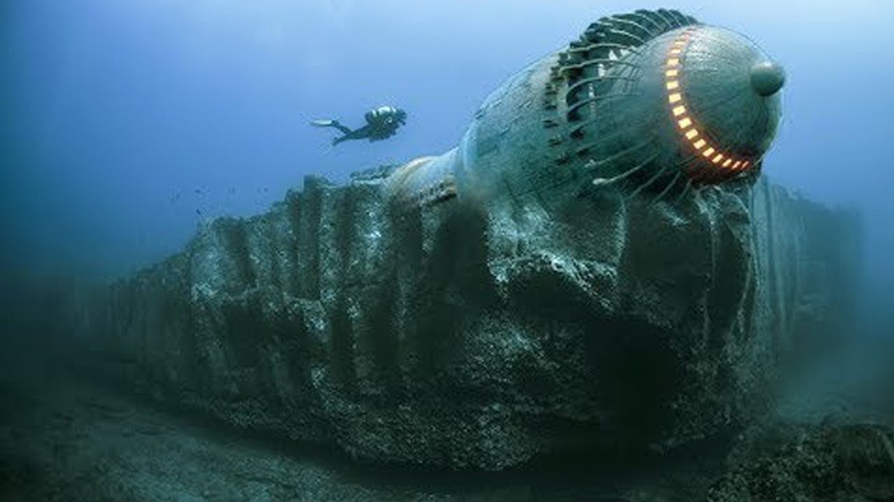 10 Most MYSTERIOUS Ocean Discoveries