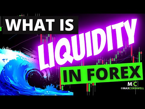 WHAT IS LIQUIDITY IN FOREX   How to TRADE using LIQUIDITY   Forex LIQUIDITY explained