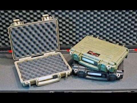 Explorer Cases - Nuove custodie porta pistole e fucili 2017