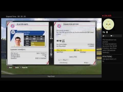 FIFA 17 FC BAYERN REBUILD