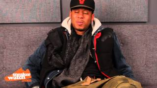 Vado Details His Sneaker Collection