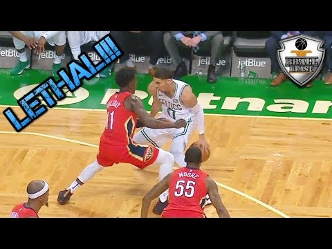 """NBA """"Lethal Crossover"""" Moments 2018"""