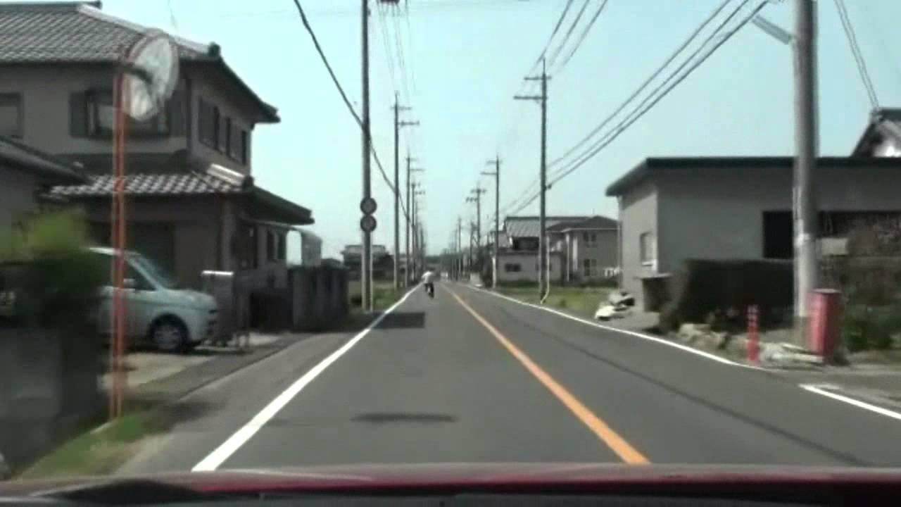 滋賀県道完全走破 165号春日竜王...