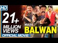 Balwan Hindi Dubbed Latest Full Movie || Nagarjuna, Asin || Eagle Hindi Movies