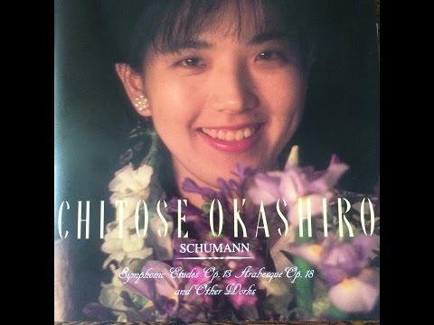 18. Finale - Schumann Symphonic Etudes Op.13 and Op.Posth - Chitose Okashiro (Piano)