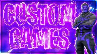CUSTOM GAMES TURNIER MIT 50€ PREISGELD | FORTNITE LIVE DEUTSCH | BATTLE PASS VERLOSUNG |CC: YT_Painz