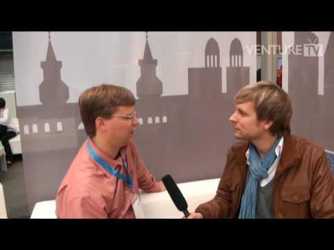 LinkedIn Co-Founder Konstantin Guericke im Venture...