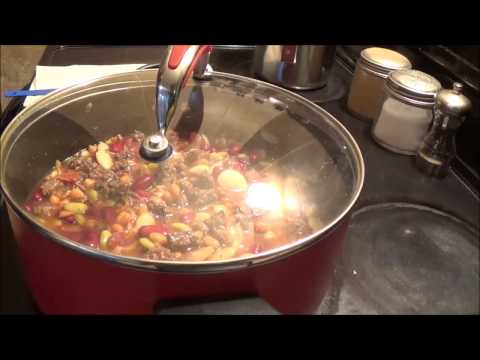 CALICO BEANS. How To Cook Them, and then, How To Pressure Can Them.