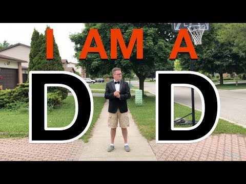 I AM A DAD - Fathers Day