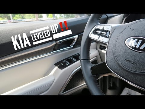 This 2020 Telluride Has THE BEST KIA Interior I've Ever Seen!