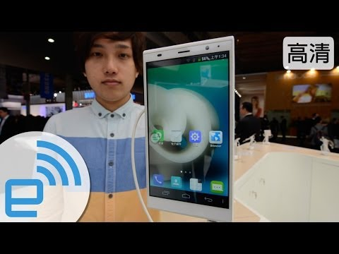 ZTE Grand Memo II LTE 中文動手玩(國語)| Engadget 中文版