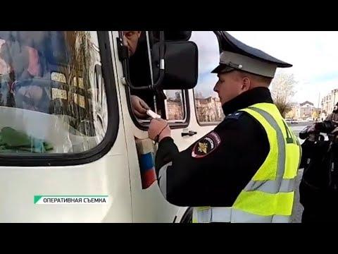 """Проверка автобусов в Бийске"" (Будни, 12.10.18г., Бийское телевидение)"