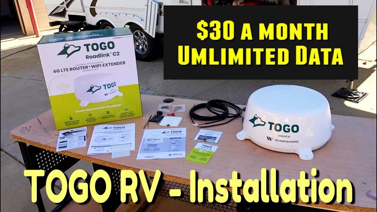 Download Installing TOGO Roadlink C2 ( UPDATE - Unlimited Plan Cancelled - link in description)