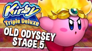 Old Odyssey - Stage 5 || Kirby: Triple Deluxe