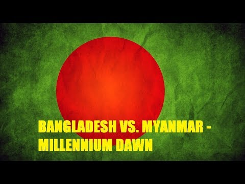 Hearts of Iron IV - Bangladesh vs. Myanmar - Stalemate!?