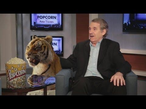 Life of Pi:Stars Suraj Sharma & Irr Khan Talk to Peter Travers