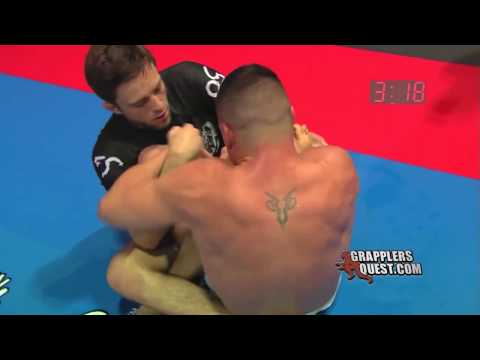 FREE UFC Superfight DIEGO SANCHEZ vs. RYAN HALL Grapplers Quest BJJ vs MMA vs. Submission Grappling