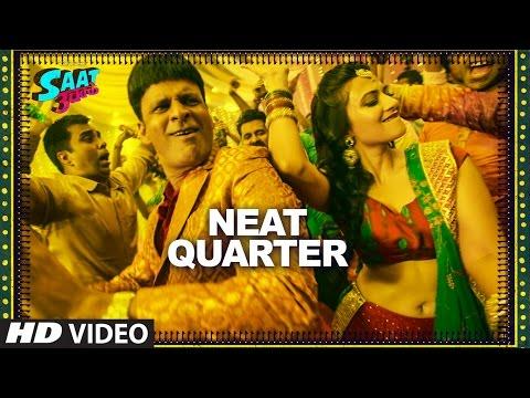 NEAT QUARTER Video Song    Saat Uchakkey    Manoj Bajpayee, Anupam Kher & Aditi Sharma   T-Series