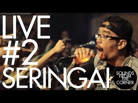 Sounds From The Corner : Live #2 Seringai