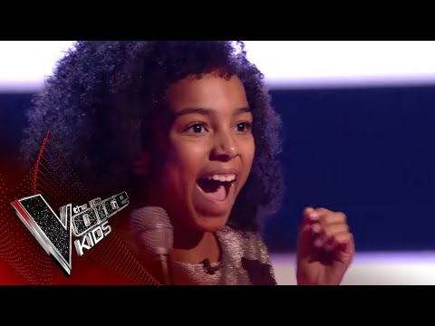 Jennifer Performs 'Call Me Maybe': Blinds 4 | The Voice Kids UK 2018