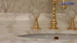 Mobili da bagno in stile classico - Lineatre