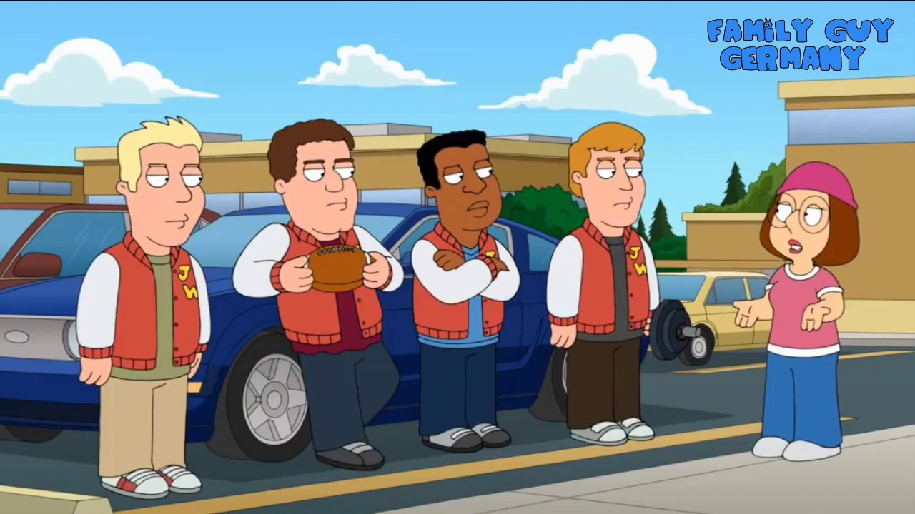 Family Guy Megs Sex Tape  German  Deutsch  - Youtube-1947