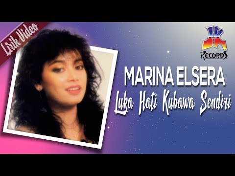 Marina Elsera - Luka Hati Kubawa Sendiri (Official Lyric Video)