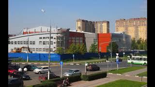 город Долгопрудный Московская область