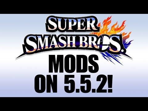 How to Load Smash 4 Mod Packs on Wii U 5.5.2! – Aaronitmar