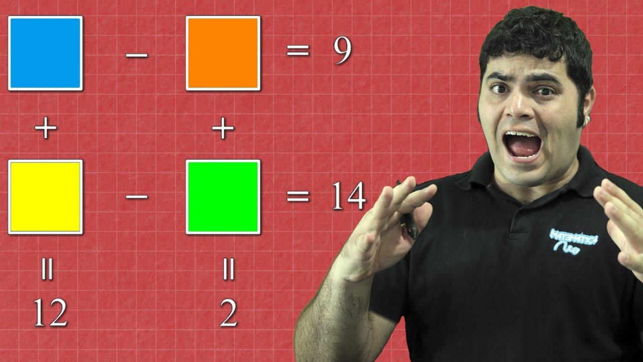 Voce Consegue Resolver Esse Problema Impossivel Matematica Rio Youtube