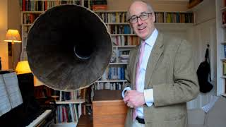 My Grandfather's Gramophone - a lecture by Toby Faber