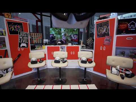 YouTube House pop-up in NYC showcases TV, Music, and creators