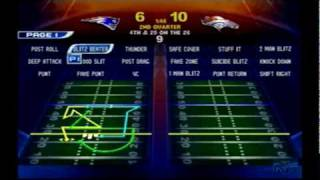 NFL Blitz 2001 Gameplay (Dreamcast)