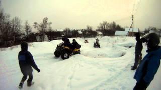 Белый берег 18.02.2012