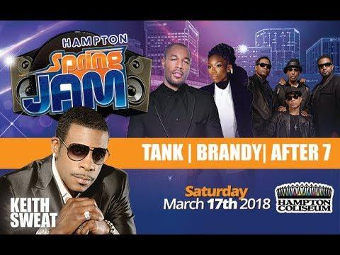 Hampton Spring Jam - March 17th @ Hampton Coliseum