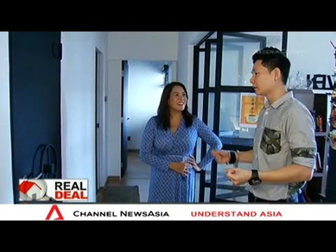 """FirstLook Asia - Real Deal, """"Designing your home like a warehouse"""" (29 Jul 2014)"""