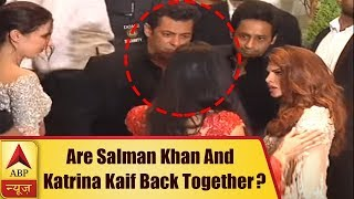 Sonam Kapoor's Reception: When Salman Khan Kept Talking To Katrina Kaif | ABP News