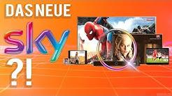 Das NEUE Sky Q - alle Neuerungen - SenselessTV