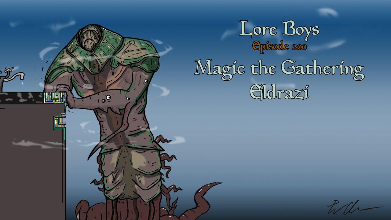 Download Magic: the Gathering Lore - The Eldrazi