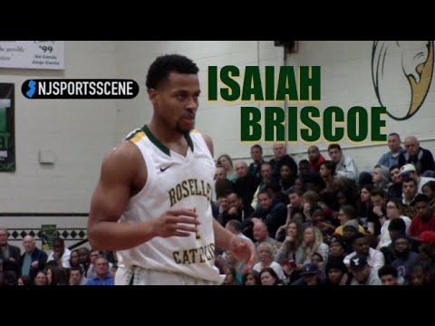 Isaiah Briscoe Makes Senior Season Debut! ...